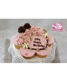 CC003 7大CupcakesCake