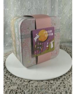 2018《經典2層鐵罐禮盒》