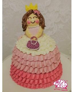 2017母親節3D母親蛋糕 約5吋1.5磅