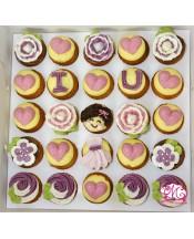 2017母親節Mini cupcake 25件裝