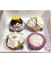 2017母親節4大Cupcake禮盒