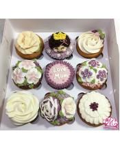 2017母親節9大Cupcake禮盒