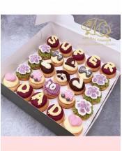 2019父親節25件Mini Cupcake禮盒