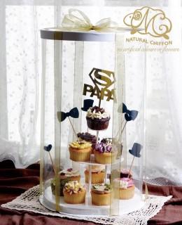 Cupcake Tower(免上架, 沒有裝飾品)