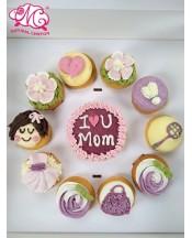 2020母親節1大10小禮盒