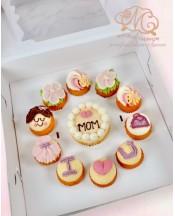 2021母親節1大10小禮盒