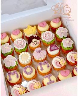 2021母親節Mini cupcake禮盒
