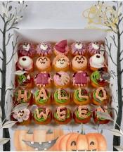 2021萬聖節Mini cupcake禮盒