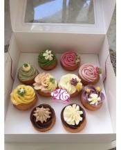 雜錦輕量裝mini cupcake