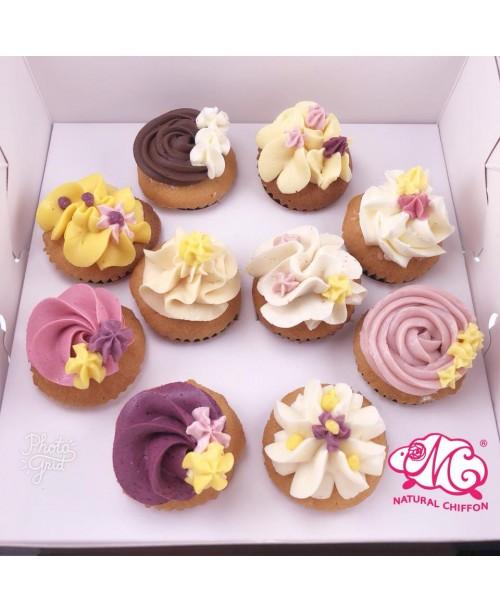 Nuts Free雜錦輕量裝mini cupcake