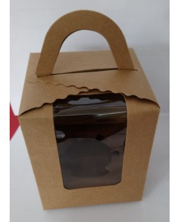 紙製Cupcake獨立盒