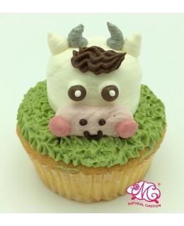 CA002 牛 Cupcake