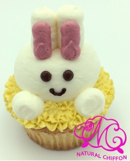 CA004 兔 Cupcake