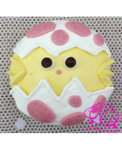 CA009 雞 Cupcake