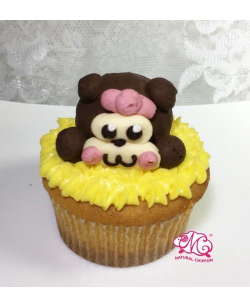 CA017 猴女 Cupcake