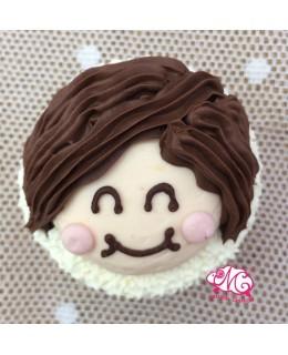 CS016 媽媽  Cupcake