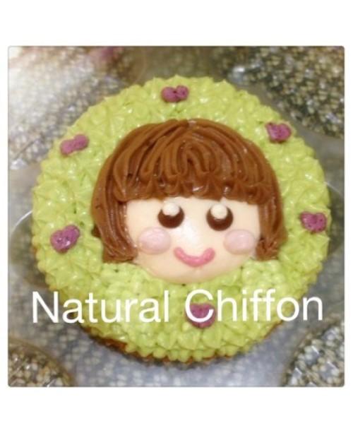 CS017 短髮女孩 Cupcake