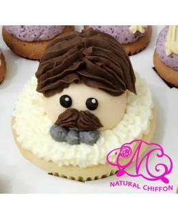 F2016 3D 爸爸 Cupcake