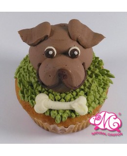 CA053 狗 Cupcake